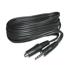 Kabel Jack 3.5 stereo - zdířka Jack 3.5 stereo  5m