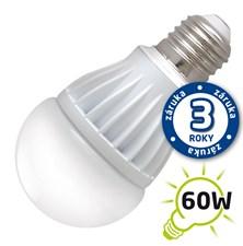Žárovka LED A60 E27 10W bílá teplá (Al) TIPA