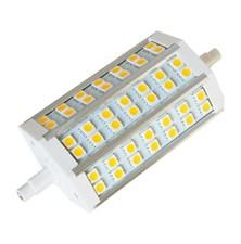 Žárovka LED R7s 8W 118mm bílá teplá TIPA