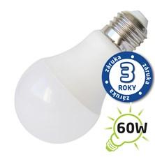 Žárovka LED A60 E27 10W bílá přírodní (Pc) TIPA