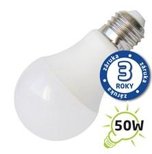 Žárovka LED A60 E27  7W bílá teplá (Pc) TIPA