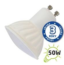 Žárovka LED SPOT GU10 7W bílá teplá TIPA