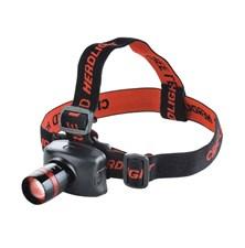 Svítilna  čelovka LED Cree 3W 3XAAA 3 režimy svícení EXTOL LIGHT 43100