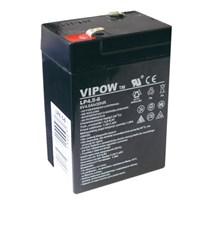Lead-acid battery 6V 4.5Ah  VIPOW