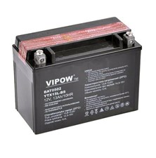 Baterie motocyklová 12V 13Ah Vipow motobaterie