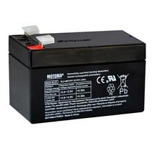 Baterie olověná 12V 1,2Ah MOTOMA