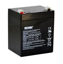Baterie olověná  12V/ 4,5Ah  MOTOMA bezúdržbový akumulátor