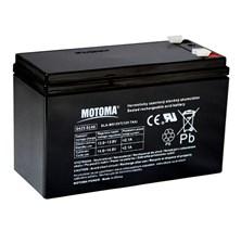 Baterie olověná 12V 7Ah MOTOMA