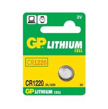 Baterie    CR1220 GP lithiová