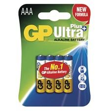 Baterie AAA(R03) alkalická GP Ultra Plus Alkaline