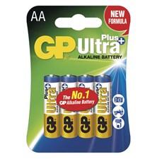 Baterie AA (R6) alkalická GP Ultra Plus Alkaline