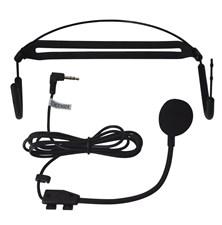 Mikrofon HM-28L náhlavní  kondenzátorový