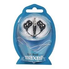 Sluchátka Maxell 303459 PLUGZ BLACK