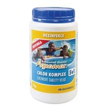 Chemie bazénová MARIMEX AQUAMAR KOMPLEX 5v1 1 kg