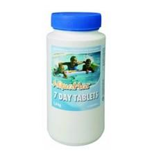 Chemie bazénová MARIMEX AQUAMAR 7 DAY TABLETS 1.6 kg