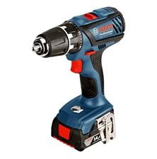 Vrtací šroubovák Aku Bosch GSR 14,4-2-LI Plus Professional  včetně baterie