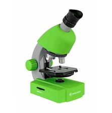Mikroskop BRESSER JUNIOR 40x-640x zelená