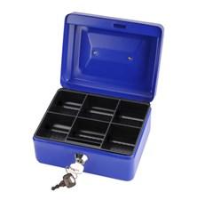 Pokladna 200x16x90mm, 2 klíče EXTOL CRAFT