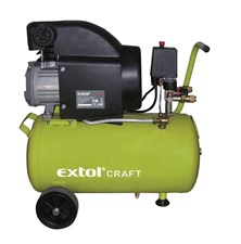 Kompresor olejový, 1500W, 24l, EXTOL CRAFT
