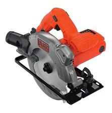 Pila kotoučová BLACK & DECKER 1250W 190mm/prořez 66mm s laserem CS1250L-QS