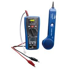 Multimetr, zkoušeč vedení LA-1014 (LSG-4 DMM tester, zkoušeč)