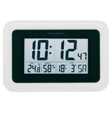 Solární nástěnné DCF hodiny, KW9101