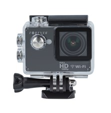 Action Camera Full HD 1080p, LCD 2'', WiFi, waterproof 30m FOREVER SC-210