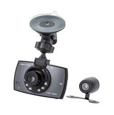 Kamera do auta Full HD FOREVER VR-200 + zadné kamera