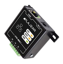 Dálkové ovládání Ethernetový komunikátor s termostatem