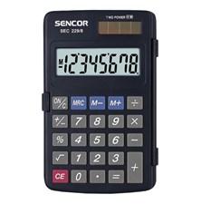 Kalkulátor kapesní SENCOR SEC 229/ 8 DUAL