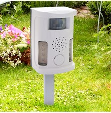 Multifunctional pest repeller - cats, dogs, birds, rodent