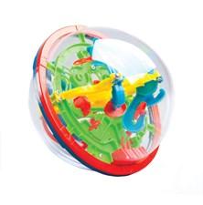 Hlavolam 3D Tramtárie 13cm (bludiště Intellect Ball) 100