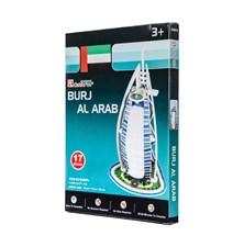Hlavolam 3D Puzzle papírové Burj al Arab