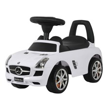 Odrážedlo Mercedes BUDDY TOYS BPC 5110 bílé