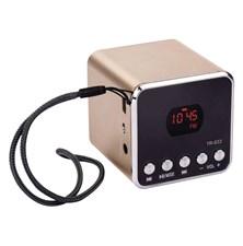 Soundbox TR533G, zlatá