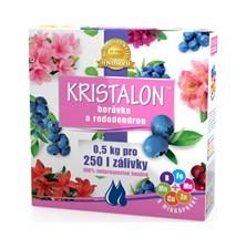 Hnojivo krystalické KRISTALON borůvky a rododendrony 0.5kg
