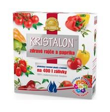 Hnojivo krystalické KRISTALON zdravé rajče a paprika 0.5kg