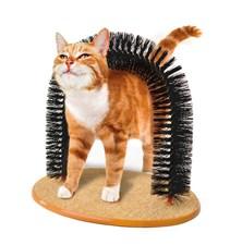 Purrfect arch - masážní kartáč pro kočky