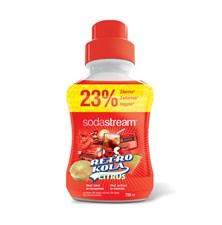 Sodastream Sirup Retro Kola Citrus 750ml