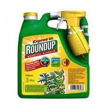Herbicíd ROUNDUP EXPRES 6h 3L rozprašovač