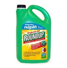 Herbicíd ROUNDUP EXPRES 6h 5L náhradná náplň