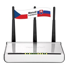 Router WiFi TENDA W300A