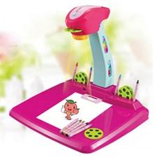 Projektor kreslící G21 dětský růžový