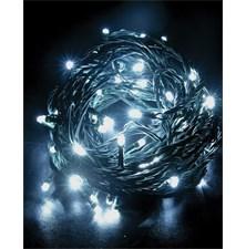 Řetěz vánoční 120 LED 20m 1V02-W bílý