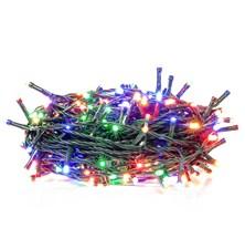 Řetěz vánoční 8 funkcí 100L 10+5m MC TM RETLUX RXL263