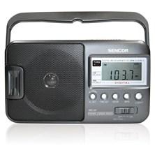 Radiopřijímač SENCOR SRD 207