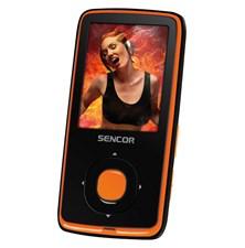 Přehrávač MP3/MP4 SENCOR SFP 6260OR