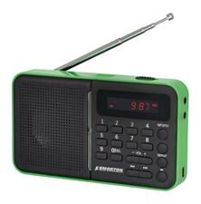 Radiopřijímač SMARTON SM 2006 s USB/MP3