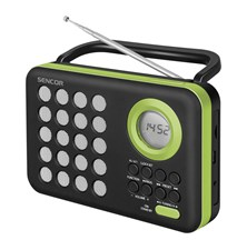 Rádio SENCOR SRD 220 BGN s USB/MP3