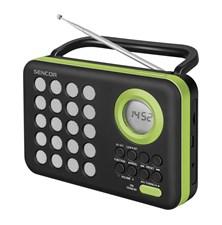 Radiopřijímač SENCOR SRD 220 BGN s USB/MP3